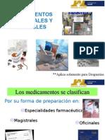 Tema 10 Drogueria Medicamentos Magistrales y Oficinales