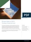 Private Debt in 2015