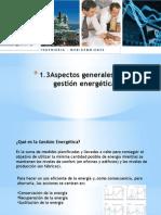 Aspectos Generales de La Gestion Energetica