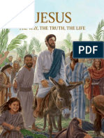Jesus The Truth The Way The Life