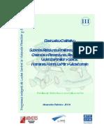 Diagnostico Cualitativo Sobre Relaciones Famliares Sistemas de Creencas y Percepciones de La Violencia Familiar y Sexual