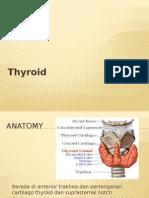 Thiroid Anatomy