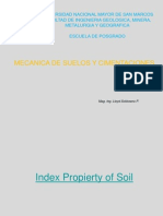 Index Propierty and Soil Classification