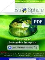Business Sphere Magazine | Spring 2010