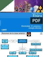 Clase 9 Electricidad III potencia y energía eléctrica.ppt