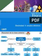 Clase 8 Electricidad II Circuitos Eléctricos