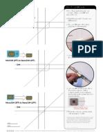 Mini SIM Cutting Guide