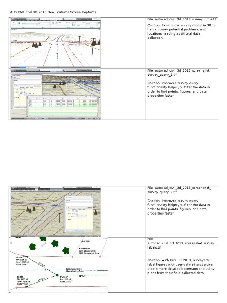 autocad_civil_3d_2013_screenshot_captions_en docx   Cloud