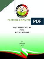 FKF Rules and Regulations Final