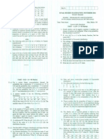 MA0461-Probability and Statistics