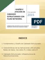 Cableado.estructurado.flukE CETI Setiembre 2015