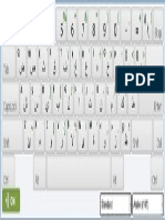 Arabic Keyboard With English