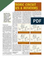 1 Electronic Circuit Symbols & Notation