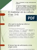 El Malestar en La Cultura Cap. 3-4