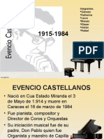 Evencio Castellanos