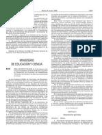 Tecnico Superior en Desarrollo de Proyectos Instalaciones Termicas y de Fluidos - RD219-2008