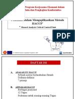 HACCP Slides Training