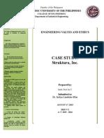 Case Study - Struktura