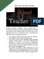 Strategies and the Teacher- Scrib