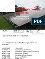 4 Installation Grid Connect Systems