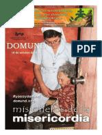 DOMUND 2015. Misioneros de la Misericordia