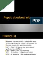 23. Duodenal Ulcer