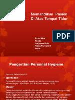 ppt. MEMANDIKAN-PASIEN