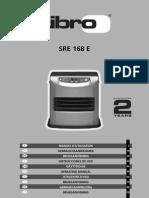 ZIBRO SRE 168 E