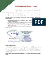 Unilever Unplugged Case Study 2015 - PureIt