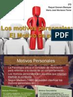 Motivos Personales