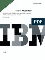 WEX v8 PoT-L1 Web Experience User Tour