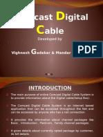 Comcast Digital Cable