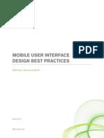 DS Technical Brief Mobile Design Best Practices En