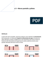 Tema 3 Anexo - Muros Pantalla y Pilotes