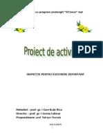 Proiect Inspectie 9 Martie 2015