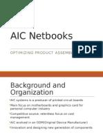 AIC netbooks