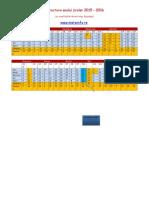 Structura an scolar 2015 - 2016.docx