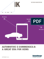 Roland Berger TAB Automotive e Commerce en 20141201
