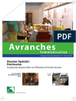 Avranches Communication #76 - printemps 2012