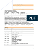 Kontrastivna Analiza 2015 Plan Nastave