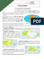 Ficha Informativa Tectónica