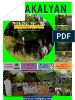 Livleihood Improvement of tail end farmers through Water Harvesting