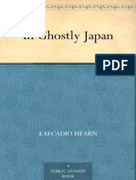 Lafcadio Hearn ---- In Ghostly Japan