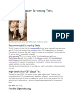 Colorectal Cancer Screening Tests.docx