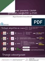 Amenorrea primaria - Causas gonadales, congénitas y otras - Miguel Tomas
