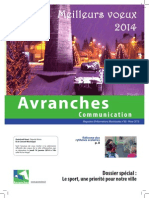 Avranches Communication #80 - hiver 2013