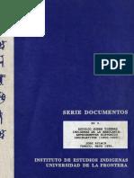 Estudio sobre tierras indígenas de la araucanía, estudio histórico legislativo (1850-1920) - José Aylwin