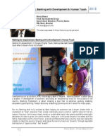 Banking for Rural Empowerment and with Development & Human Touch