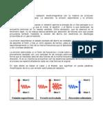 Usos y aplicaciones de la emision de atomos