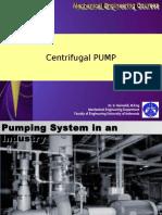 Fluid System 04-Centrifugal Pump